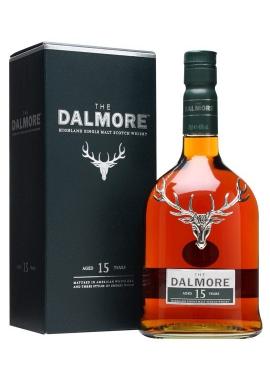 Виски DALMORE 15 лет, 0,7л
