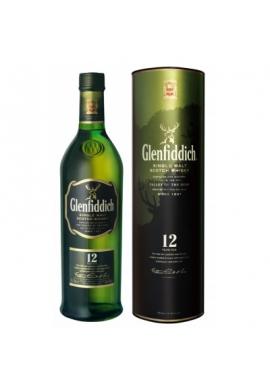 Виски GLENFIDDICH 12 лет, 0,5л