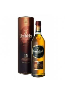 Виски GLENFIDDICH 15 лет, 0,75л