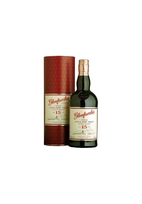Виски GLENFARCLAS 15 years, 0,7л