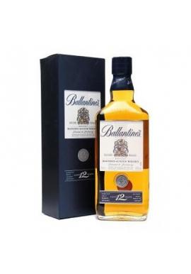 Виски BALLANTINES 12л, 0,7л