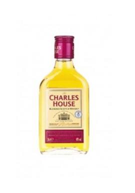 Виски CHARLES HOUSE, 0,2л