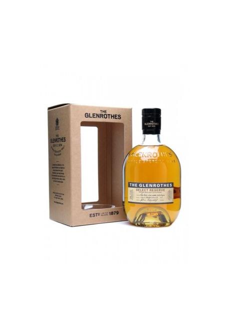 Виски GLENROTHES Single Speyside Malt 1998, 0,7л