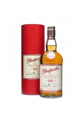 Виски GRENFARCLAS 10 лет в подарочной упаковке, 0,7