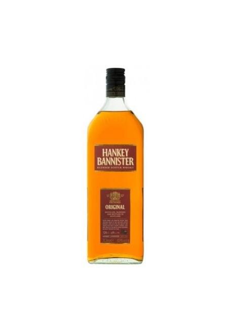 Виски HANKEY BANNISTER 3год, 0,5л