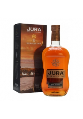 Виски ISLE OF JURA 16 лет, 0,7л