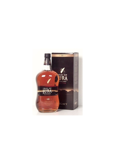 Виски ISLE OF JURA 10 лет, 0,7л