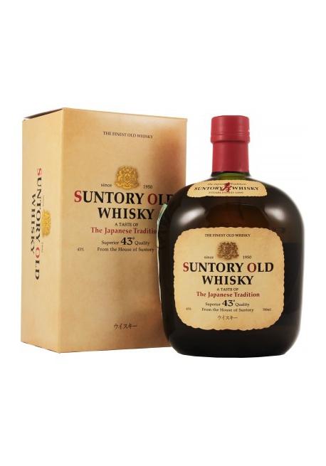 Виски SUNTORY OLD WISKEY, 0,7л