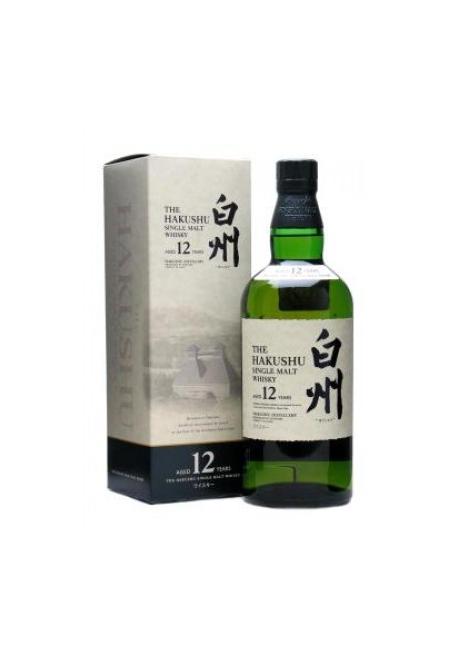 Виски SUNTORY Hakushu 12 years, 0,7л