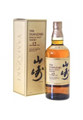 Виски SUNTORY YAMAZAKI 12 лет, 0,7л