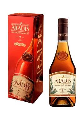 Коньяк ARADIS 7*, 0,5