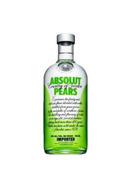 Водка ABSOLUT Pears, 0,7л