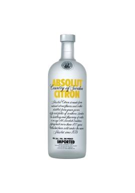 Водка ABSOLUT горькая Citron, 0,7л