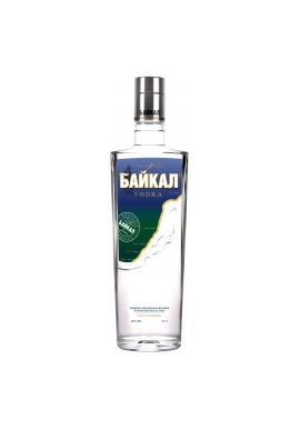Водка БАЙКАЛ, 0,5л