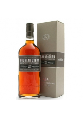 Виски AUCHENTOSHAN THREE WOOD, 0,7л